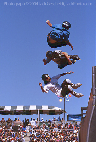 X-Games, SF, CA