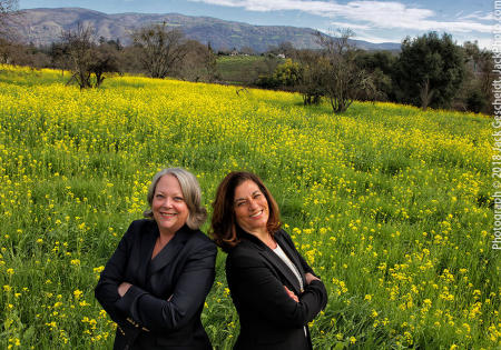 Attorney outstanding in their field (wine country biz).